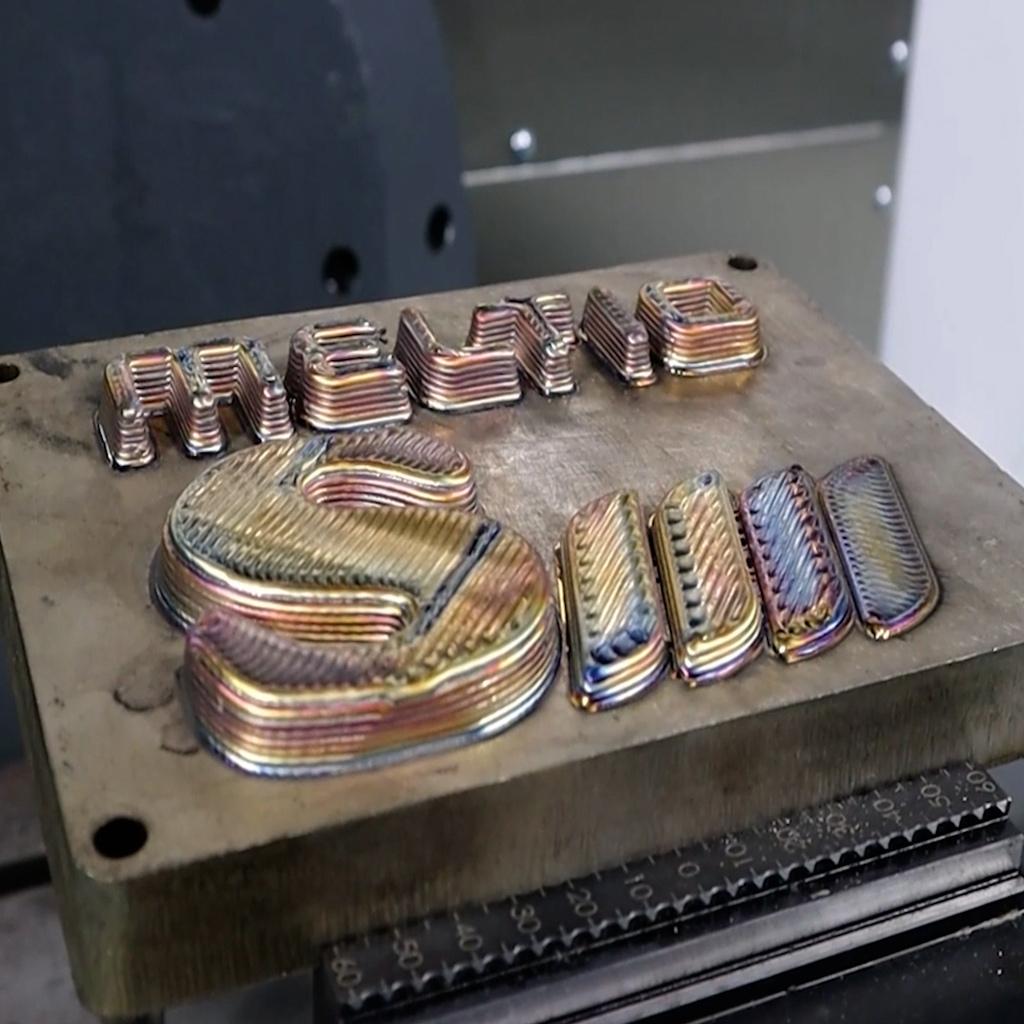 Sivo – Meltio Engine CNC Installation_ 6